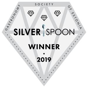 Silverspoon winner 2019 Gianni Cafe